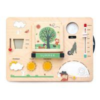 TL8421 Statia meteo educativa Tender Leaf Toys, 13 piese