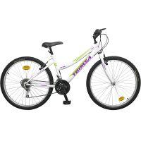 Bicicleta Toimsa, 24 inch, MTB, White, 18V