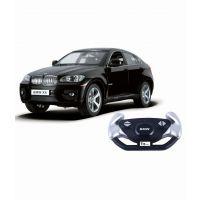 Masina cu telecomanda Rastar BMW X6 1:14, Negru