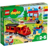 Trenulet LEGO® DUPLO® cu aburi LG10874