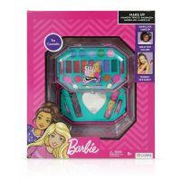 Trusa de Make-up octogonala, cu 2 niveluri, Barbie