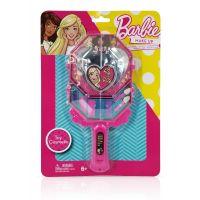 Set de cosmetice cu oglinda, Barbie
