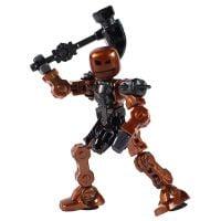 TST1602 BASH Figurina Robot articulat transformabil KlikBot, Bash