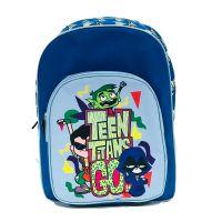 TTG14002_001w Ghiozdan cu 2 compartimente Teen Titans