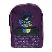 TTG16454_001w Ghiozdan cu 2 compartimente Teen Titans
