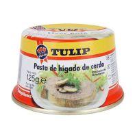 TUL_PF_CIUP_7246_001w Pate de porc cu ciuperci Tulip, 125 gr
