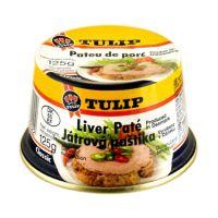 TUL_PF_PICANT_4213_001w Pate de porc picant Tulip, 125 gr