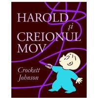 TW025_001w Carte Editura Arthur, Harold si creionul mov, Crockett Johnson