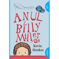 TW031_001w Carte Editura Arthur, Anul lui Billy Miller, Kevin Henkes