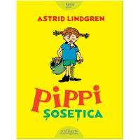 TW038_001 Carte Editura Arthur - Pippi Sosetica, Astrid Lindgren