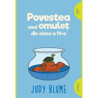 TW193_001w Carte Editura Arthur, Supercoltunas 1. Povestea unui omulet din cls a IV-a, Judy Blume