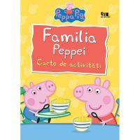 TW207_001w Carte Editura Arthur, Peppa Pig Familia Peppei, Nelville Astley si Mark Baker