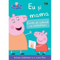 TW209_001w Carte Editura Arthur, Peppa Pig Eu si mama, Nelville Astley si Mark Baker