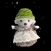 Ursulet briosa Cupcake Bears S2 - Mint Tulip