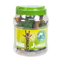 VR5401D_001w Set figurine Toy Major - Animale din jungla