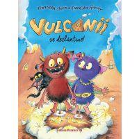 Vulcanii se dezlantuie!, Franziska Gehm