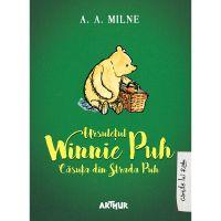 WINIE2_001w Carte Editura Arthur, Casuta din strada Puh, A. A. Milne