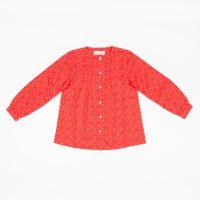 Bluza cu maneca lunga si inimioare colorate, Zippy, Zy Girl 20212666