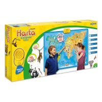 ZN0003_001w Harta Interactiva cu animale Momki