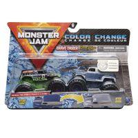 6044943_014w Set 2 masini Monster Jam, Scara 1:64, Grave Digger si Grave Digger Chesapeake