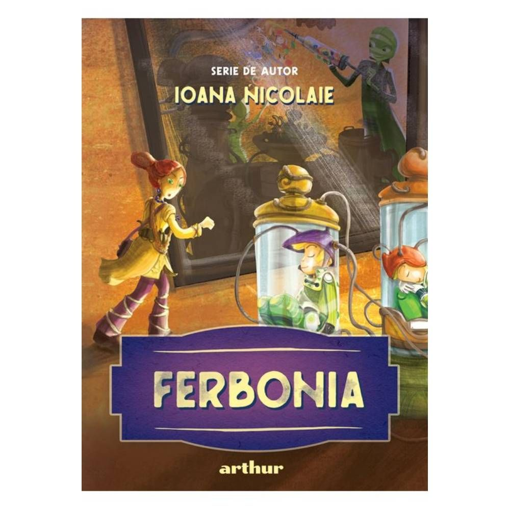 Ferbonia - Ioana Nicolaie