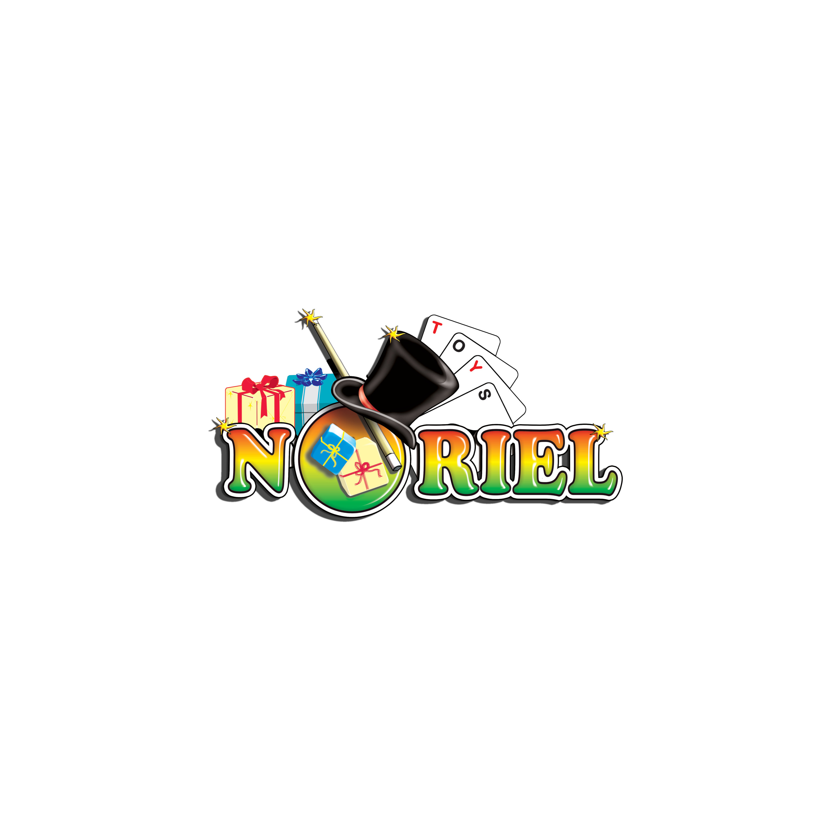 22331439 Pantaloni denim cu banda multicolora, Minoti Funhouse