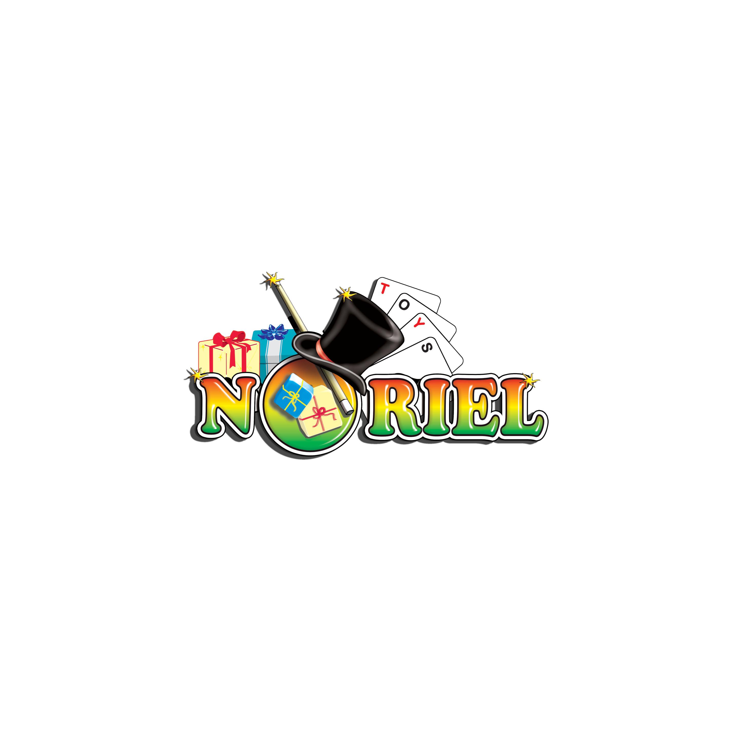 Mini Puzzle 3D NORIEL - Girafa (14 piese)