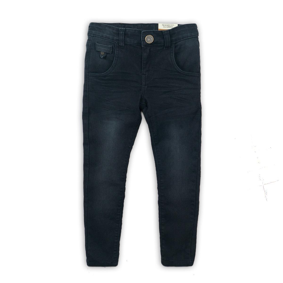 Pantaloni Jeans Denim Elastic Negru Dj Dutchjeans