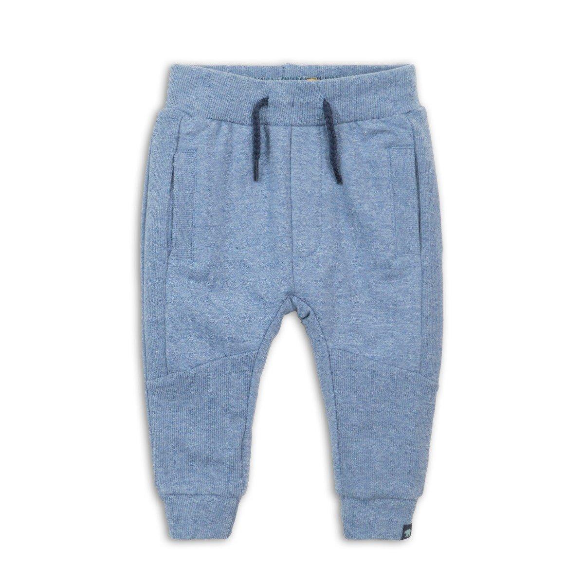 Pantaloni sport lungi cu banda elastica Cool boy Dirkje