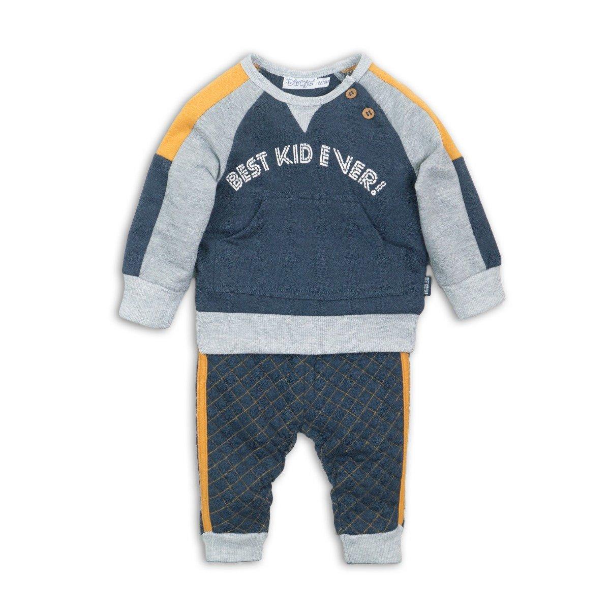 Set bluza si pantaloni sport Best Kid Dirkje imagine