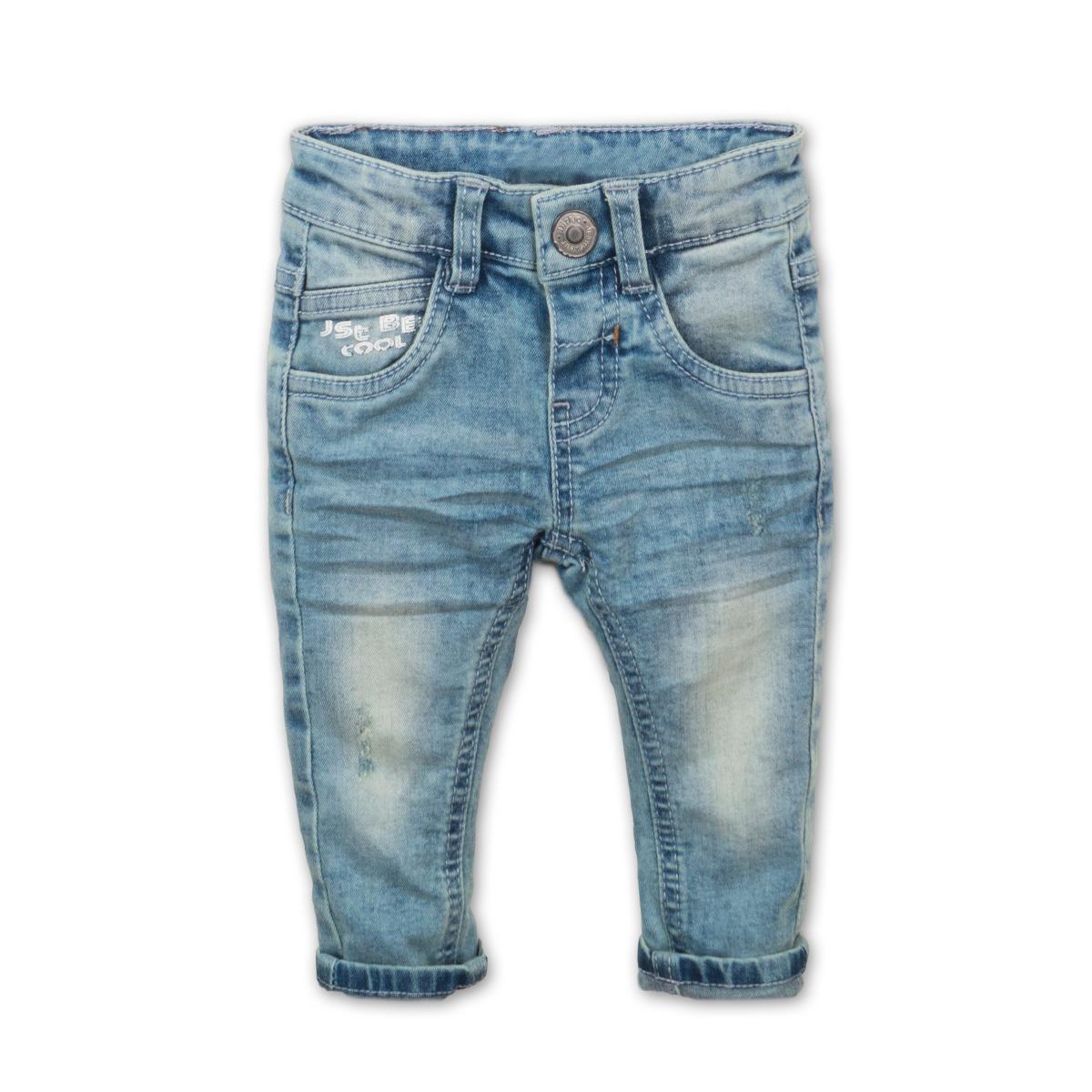 Pantaloni jeans denim elastic Just Be Cool Dirkje imagine 2021