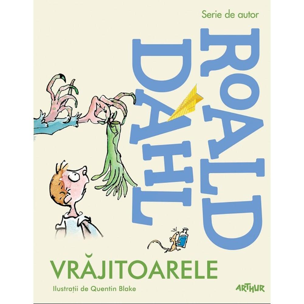 Carte Editura Arthur, Vrajitoarele, Roald Dahl
