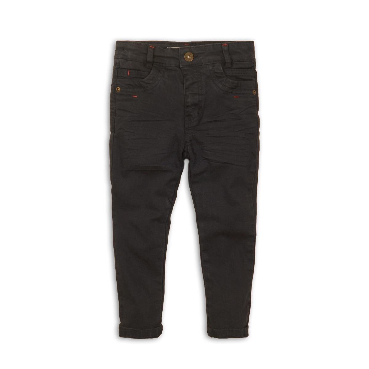 Pantaloni lungi cu buzunare Minoti Dept, Bleumarin
