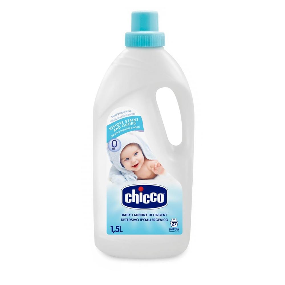 detergent lichid hipoalergenic chicco, 1.5 litri