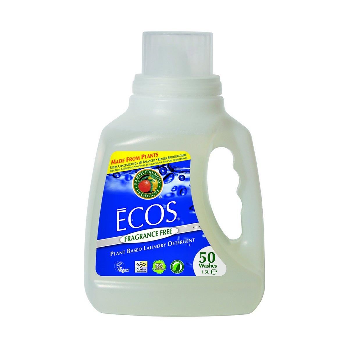 detergent rufe bebe fara miros earth friendly, 50 de spalari