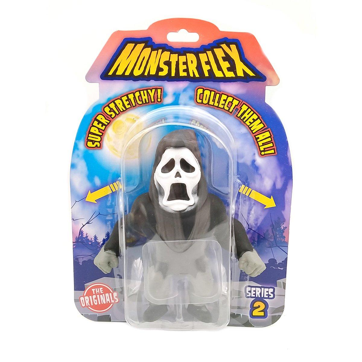 Figurina flexibila Monster Flex, S2, Boogeyman