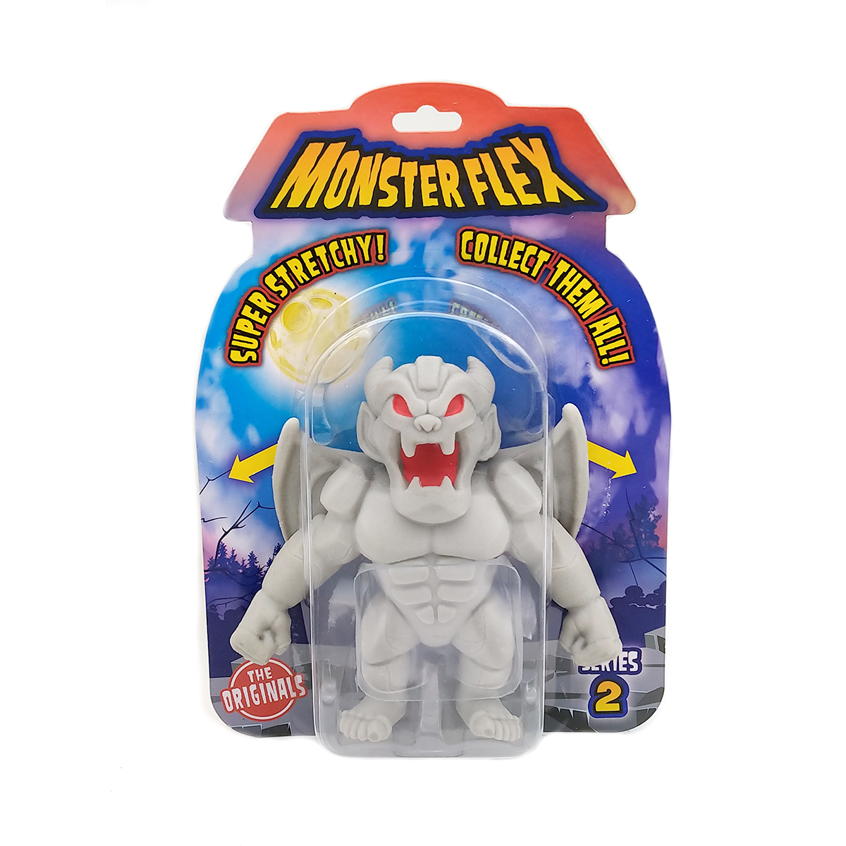 Figurina flexibila Monster Flex, S2, Gargoyle