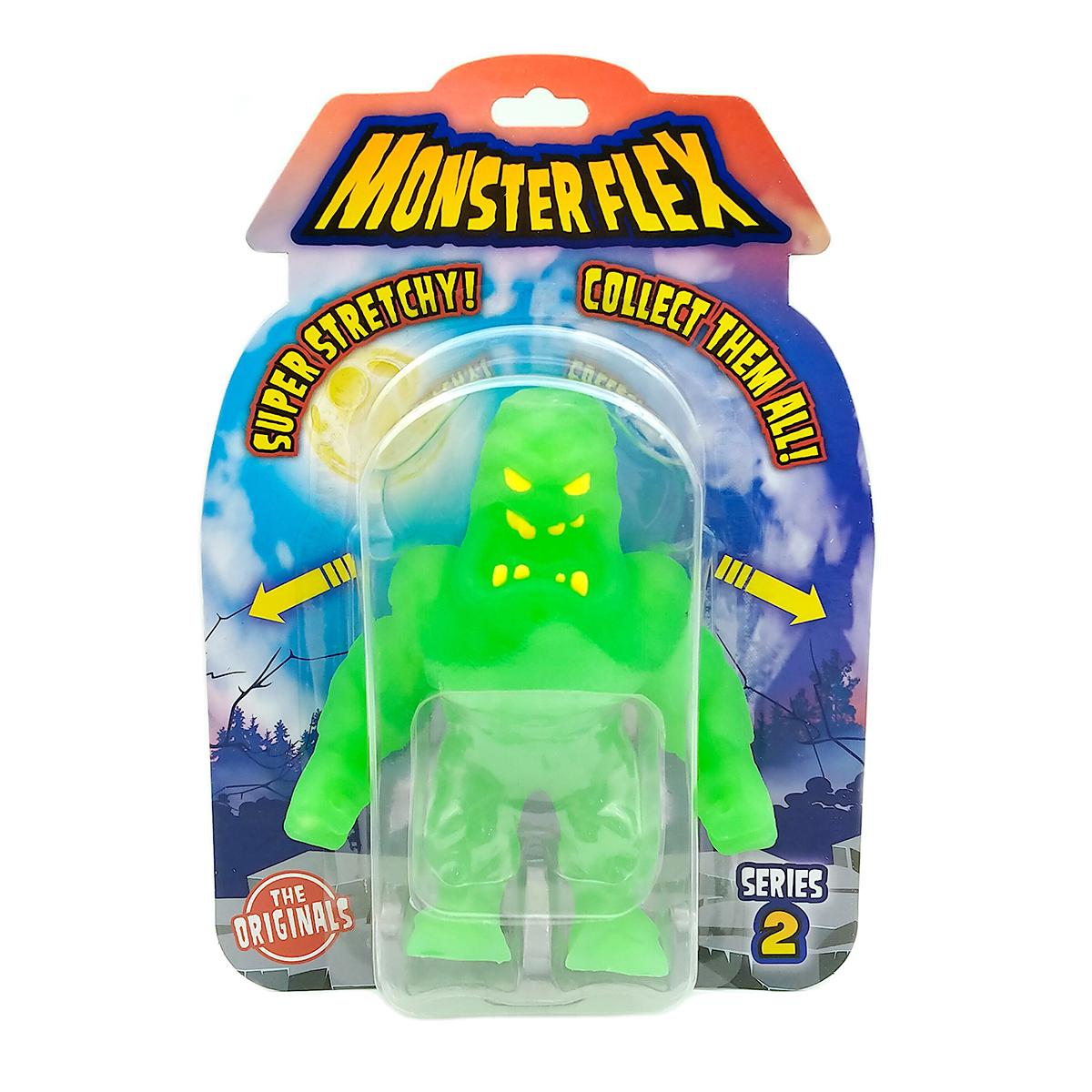 Figurina flexibila Monster Flex, S2, Slime Monster
