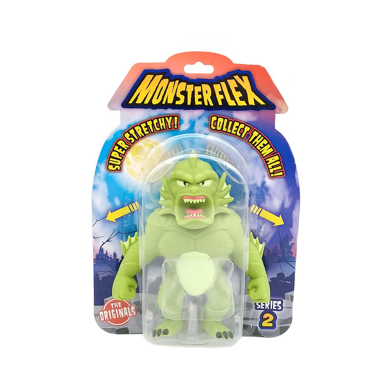 Figurina flexibila Monster Flex, S2, Swap Monster