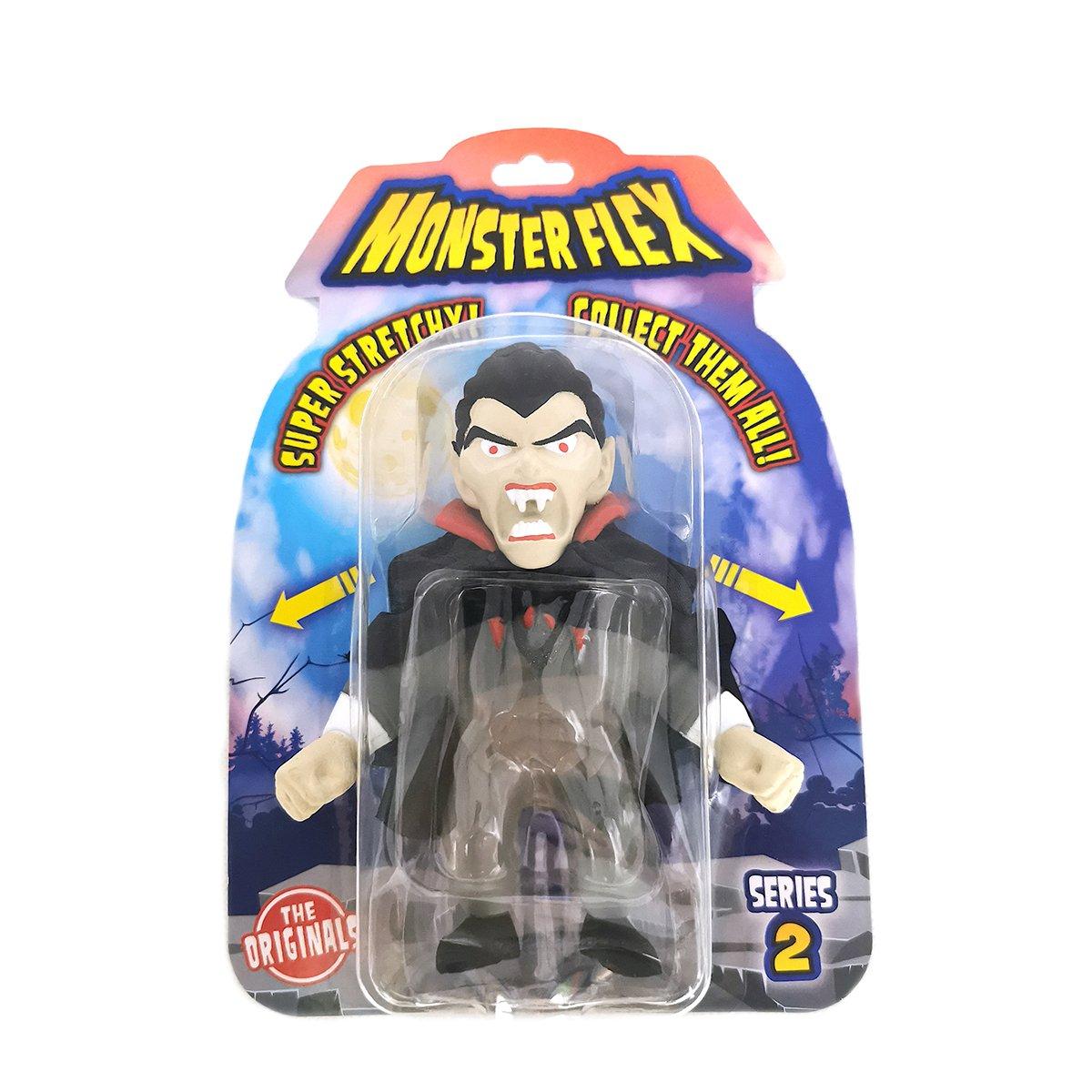 Figurina flexibila Monster Flex, S2, Vampire