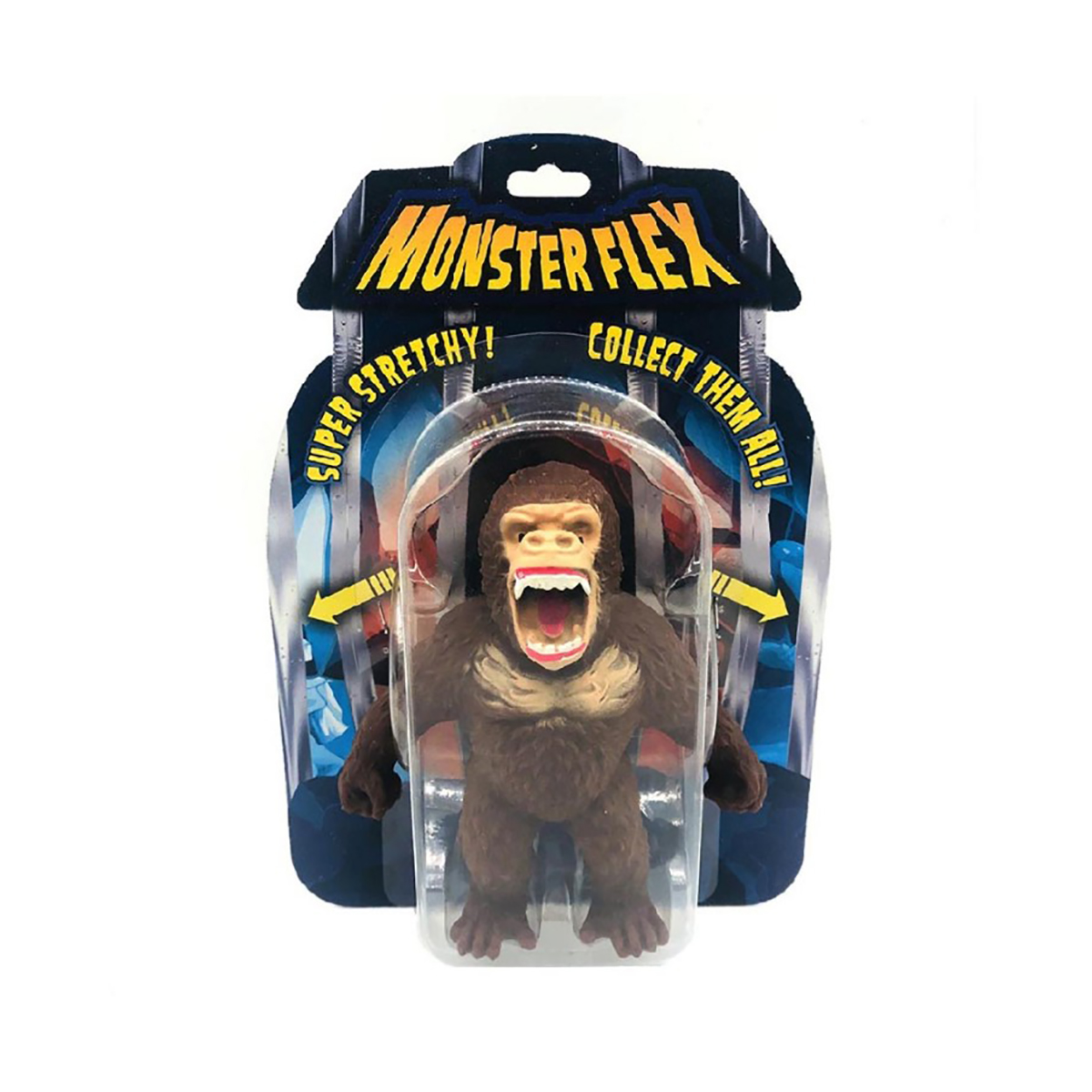 Figurina flexibila Monster Flex, Ape
