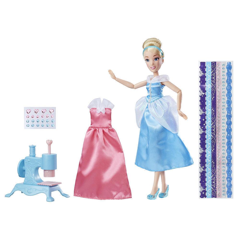 disney princess - atelierul de moda al cenusaresei