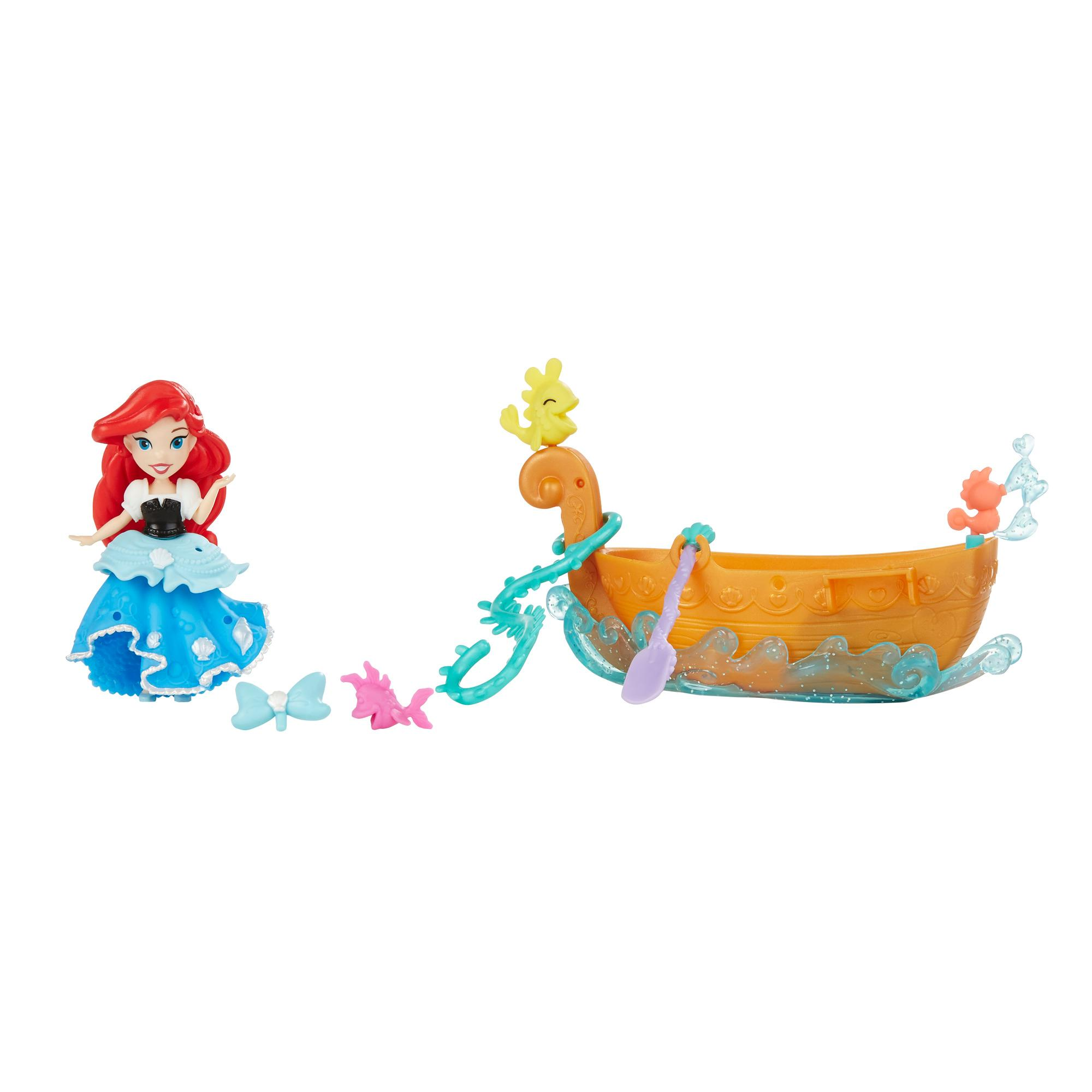disney princess little kingdom - ariel si barcuta visurilor