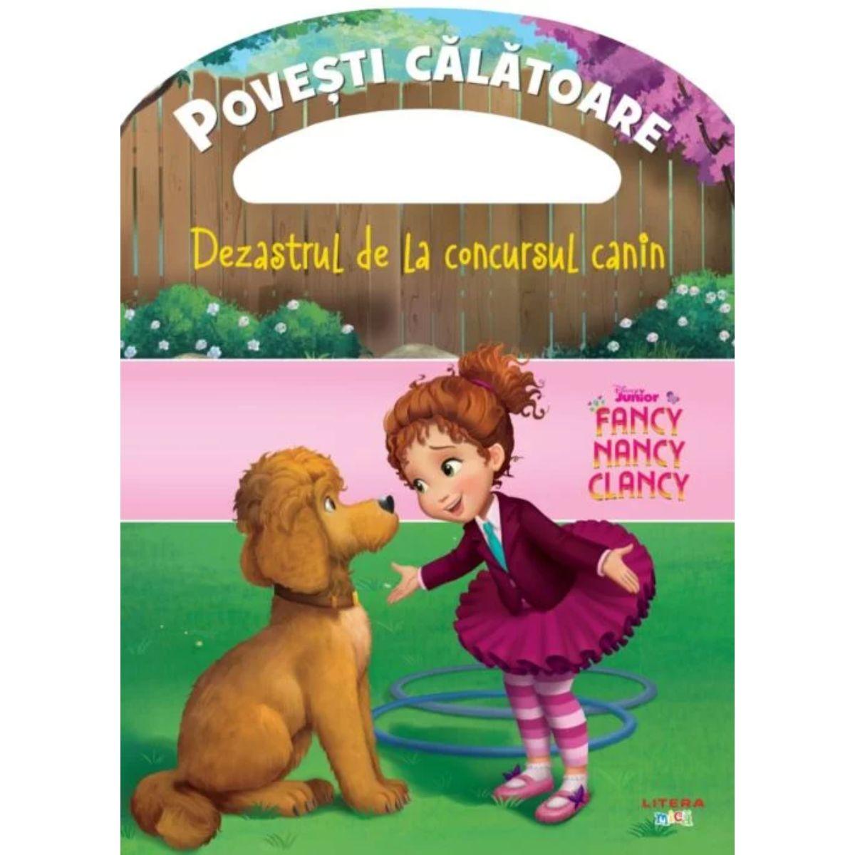 Disney Junior Fancy Nancy, Dezastrul de la concursul canin