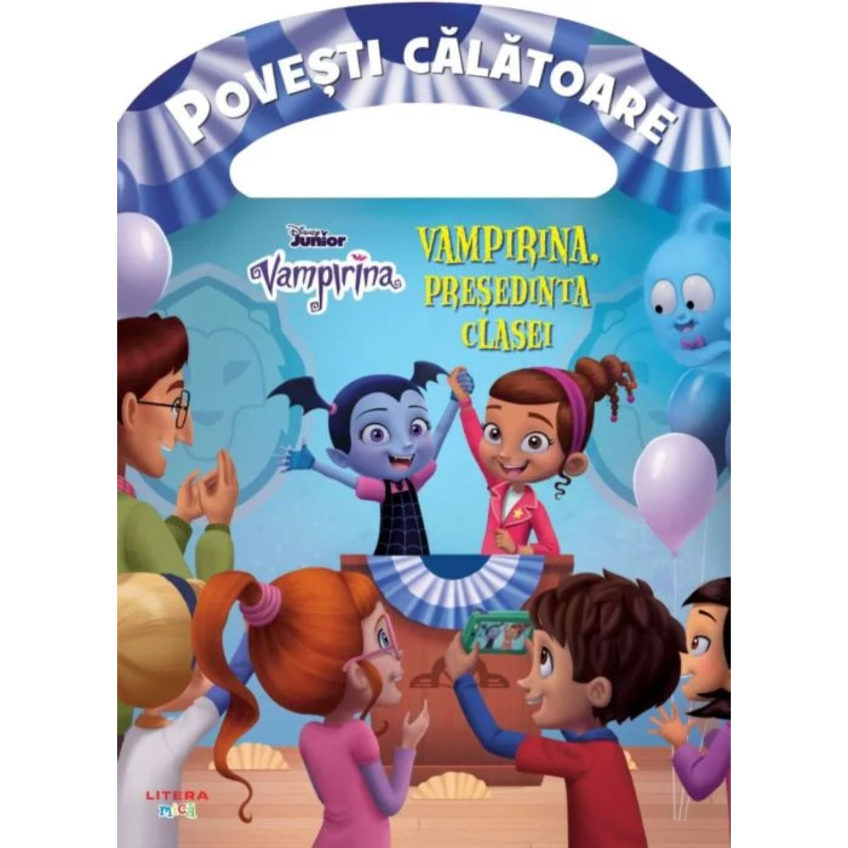Disney Junior Vampirina, Vampirina, presedinta clasei