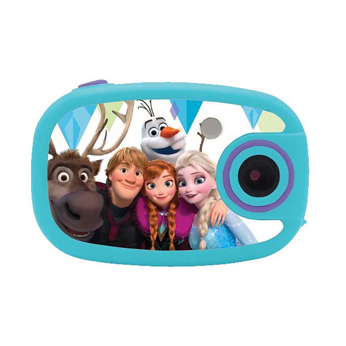Camera digitala cu 10 stickere 5MP, Disney Frozen 2