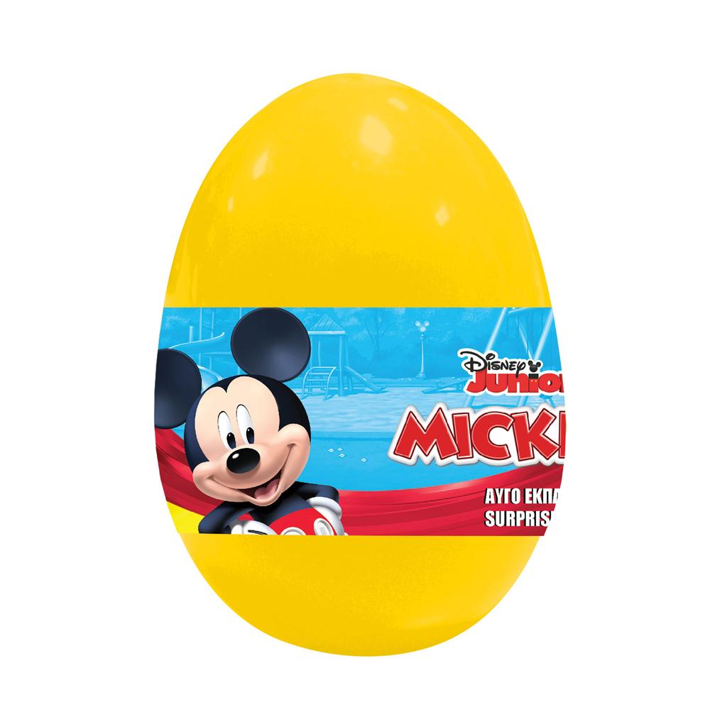 Ou cu accesorii surpriza Disney Mickey Mouse
