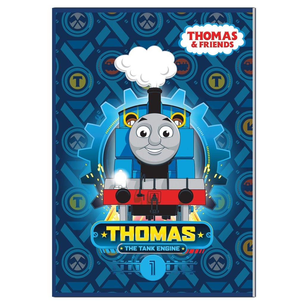 Caiet dictando Thomas and Friends, 10 x 22 cm