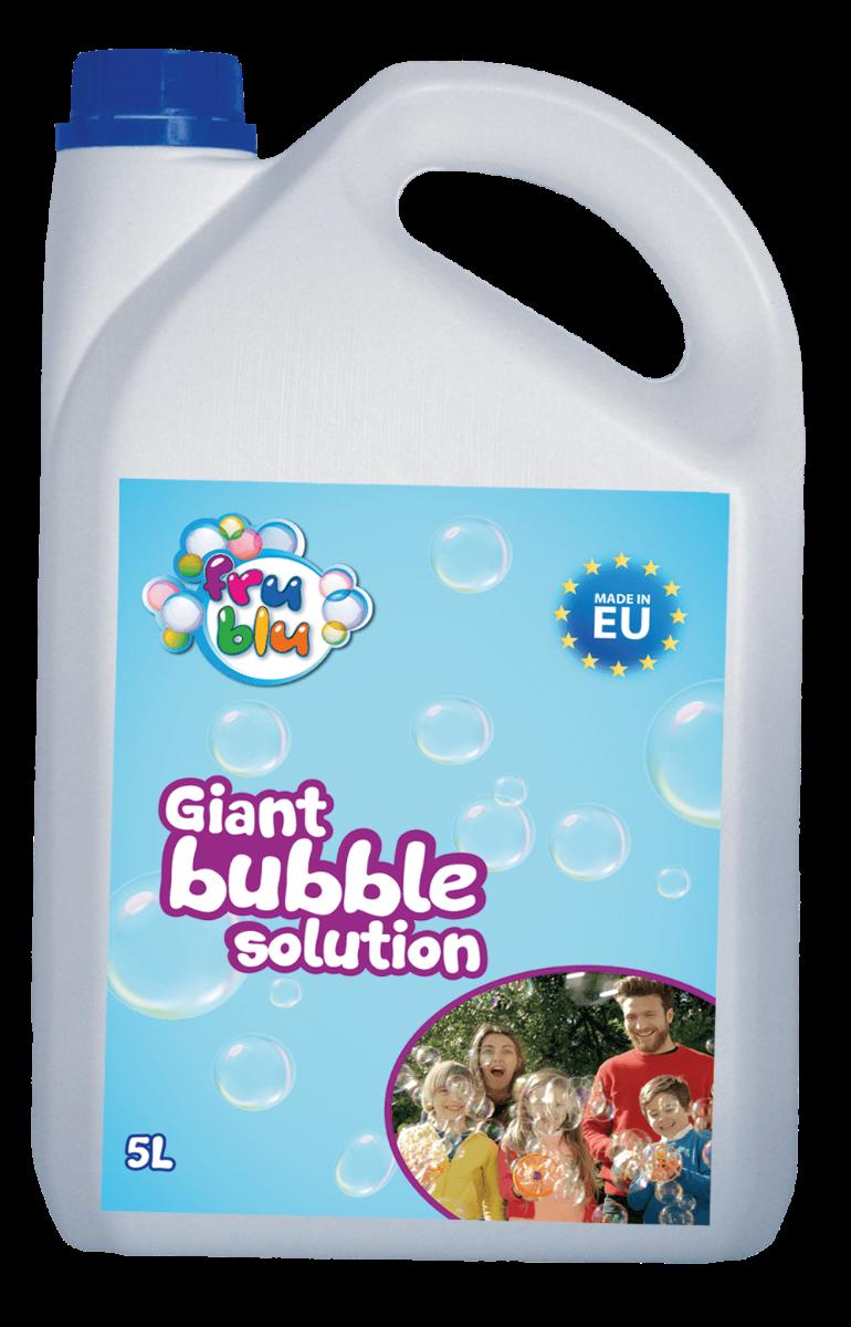 Rezerva lichid baloane sapun Fru Blu, 5L