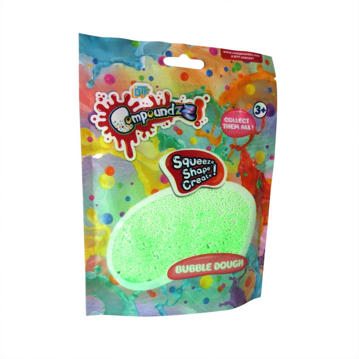 Punguta cu pasta modelatoare Compoundzz, Bubble Dough